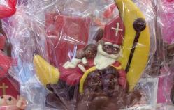 Chocolade figuren Sint