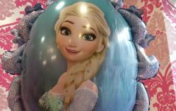 Ballon Prinses