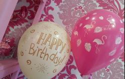 Ballonnen voor Verjaardag
