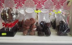 Chocozoenen verschillende smaken